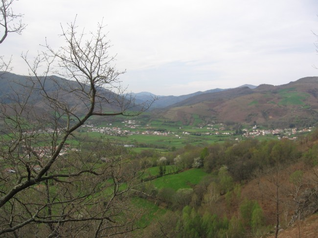 rando, basse navarre, pays basque