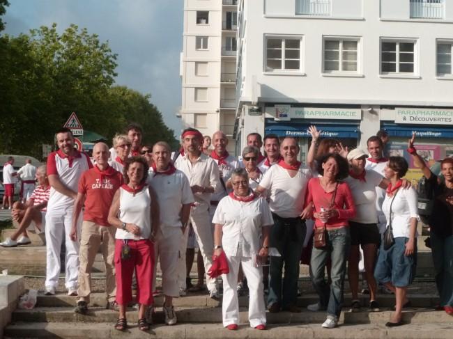 basco-sphère,bascobaroudeurs,fêtes bayonne